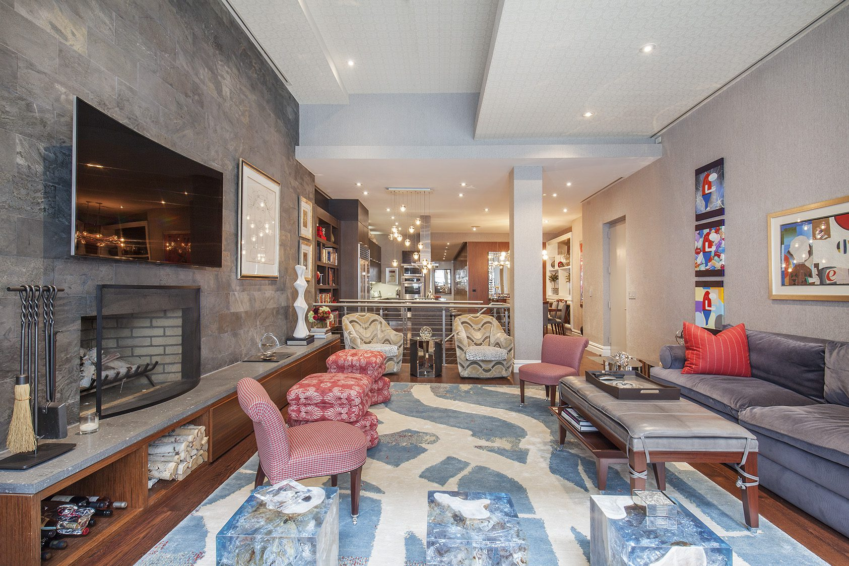 The Ultimate Manhattan Live-Work Home